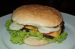 Burger,Ban Chang,Tommys,Eastcoast,Thailand,Rayong