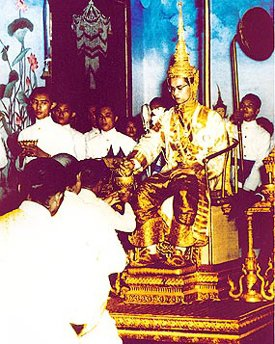 HAPPY BIRTHDAY  to His Majesty King Bhumibol Adulyadej