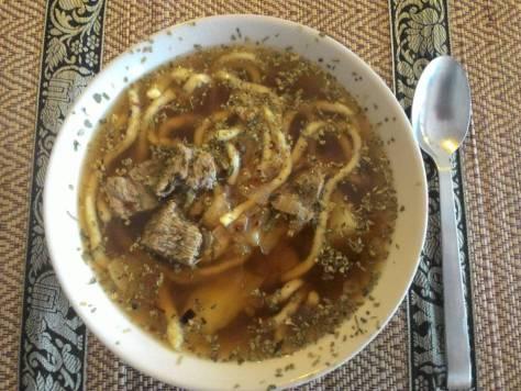 BeefStew,soup,rindersuppe,gaisburgermarsch,tommysrestaurant,restaurantbanchang,rayong,banchang