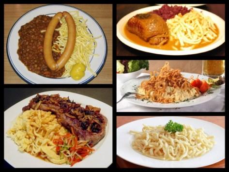 Spätzle,Rostbraten,roastbeef,lentils,kaesespaetzle,roulade,tommys,Banchang,restaurant,restaurant Banchang,
